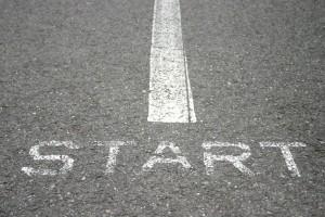 Ik ga bijna van start!