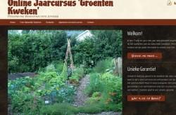 De Inschrijvingen Voor Online Cursus 'Groenten Kweken' Gaan Open