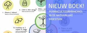 Een Nieuw Boek in de Reeks 'De natuurlijke Moestuin'
