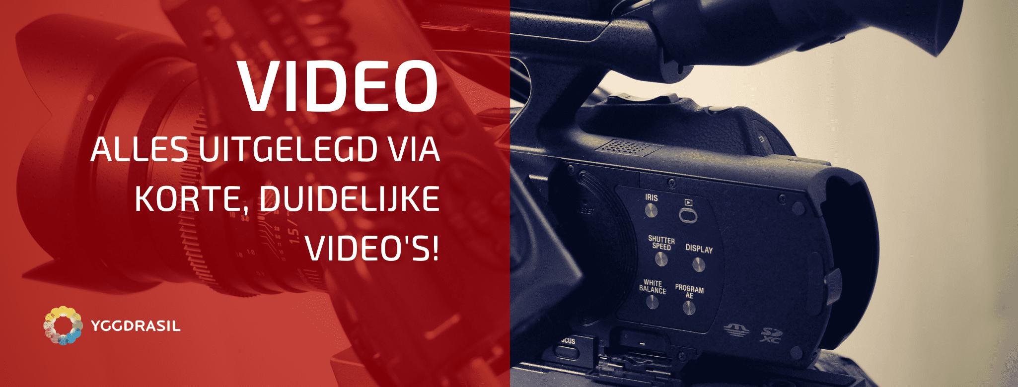 Leren Via Video: Interesse?