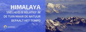De Himalaya Als Referentie Voor Je Tuin